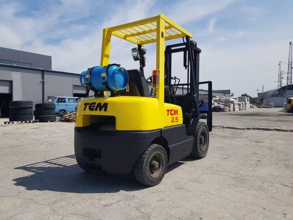 Газокар TCM FG25N5 2