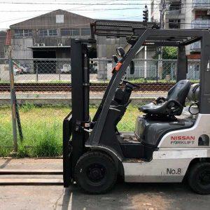 Nissan P1F1A15D газ
