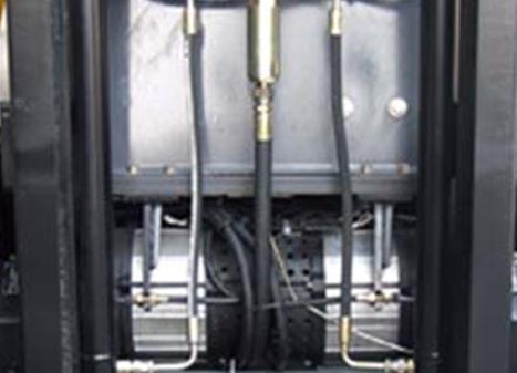 Електрокар триопорен TEU 1,5-2 тона 3