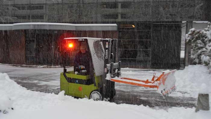 Поддръжка на гумите при зимни условия