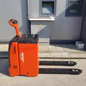 Електрическа палетна количка LINDE T30
